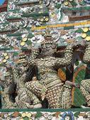 Mara shoulder statue — Foto de Stock