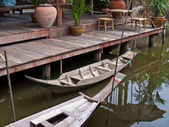 Tradiční lodě — Stock fotografie