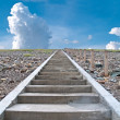 Stockfoto: Stairs to heaven