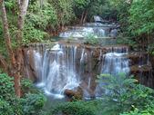Huay cascade kamin mae — Photo