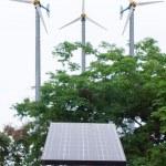 Alternative energy — Stock Photo #10448893
