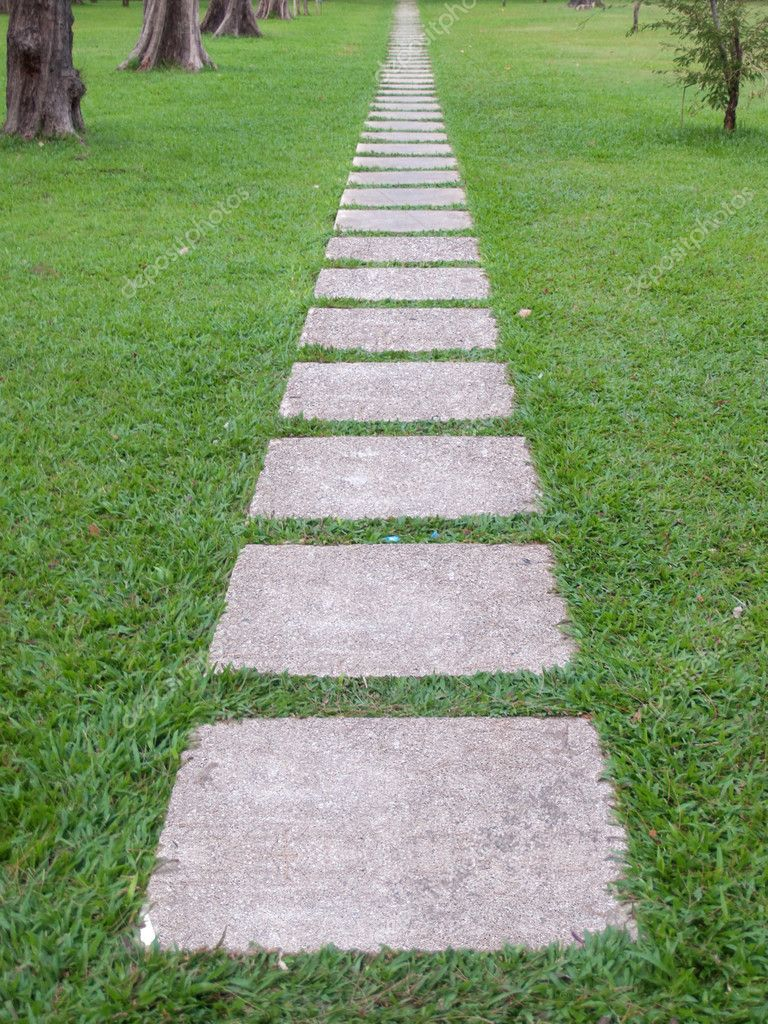 Tuin stenen pad stockfoto exsodus 10448868 for Tuin decoratie met stenen