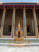 Royal Chapel of the Emerald Buddha — Stock Photo