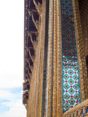 Pillar of Royal Chapel of the Emerald Buddha — Stock Photo