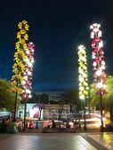 Lampione fiore — Foto Stock