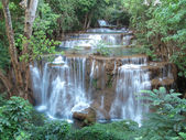 Huay cascata kamin mae — Foto Stock