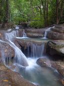 Erawan waterfall — Stockfoto
