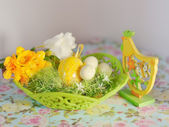 Easter still-life — Stock Photo