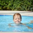 Pleasure in the pool — Stock Photo #9793327