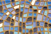 Barevná mozaika — Stock fotografie