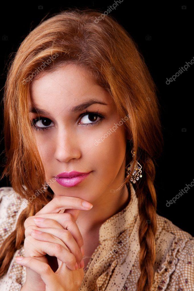 Женщины с косами фото 575-772
