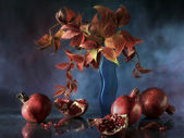 "Still Life ""Pomegranate"" — Stock Photo"