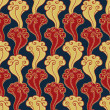 Stock Photo: Seamless absract pattern