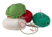 Outils de tricotage — Photo