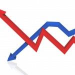 Graph of success — Stock Photo