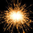Royalty-Free Stock Photo: Sparkler