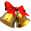 Stock Photo: Christmas bells