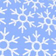 snowflakes background — Stock Photo #9257445