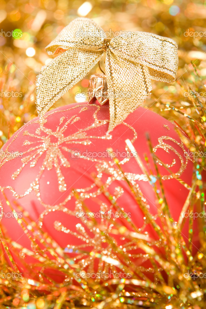 Christmas decoration — Stock Photo #9256151