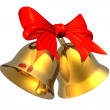 Christmas bells — Foto de stock #9429548