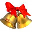 Christmas bells — Stock fotografie #9429548