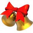 Christmas bells — Stock Photo #9429723