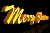 Vrolijk kerstfeest — Stockfoto