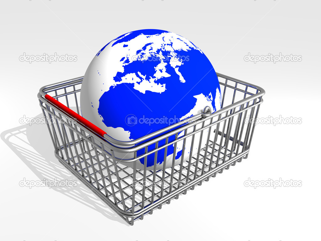 World commerce — Stock Photo #9429539