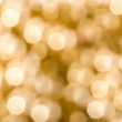 Christmas background with glowing lights — Stock Photo