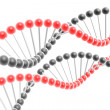 Dna spiral - Stock Photo
