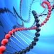 Render of DNA — Stock Photo #9759241