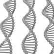 Render of DNA — Stockfoto
