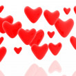 Hearts background — Stockfoto #9867707