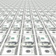 Money background — Stock Photo