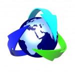 ecologie concept — Stockfoto