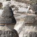 Visiting Cappadocia — Stock Photo