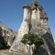 Stock Photo: Visiting Cappadocia