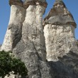 Visiting Cappadocia — Stock Photo