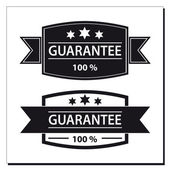 Gguarantee stamp — Stock Vector