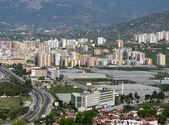 Vista de la ciudad de alanya — Foto de Stock