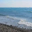 Stock Photo: Shore of Black Sea.