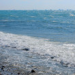 Stock Photo: The shore of the Black Sea.