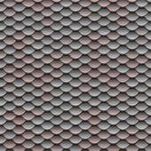 Escalas de color rosa y plata de patrones sin fisuras — Foto de Stock