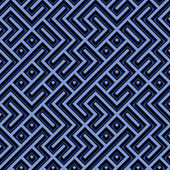 Geometric Seamless Pattern — Stock Photo