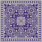 Ceramic Tile Seamless Pattern — Stock Photo