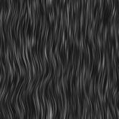Black Hair Background — Stock Photo
