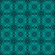 Geometric Seamless Pattern - Stock Photo