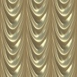 Luxury Drapes Seamless Pattern — Stock Photo