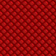 Red Vinyl Cushion Seamless Pattern — Stock Photo