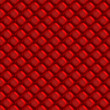 Royalty-Free Stock Photo: Red Vinyl Cushion Seamless Pattern